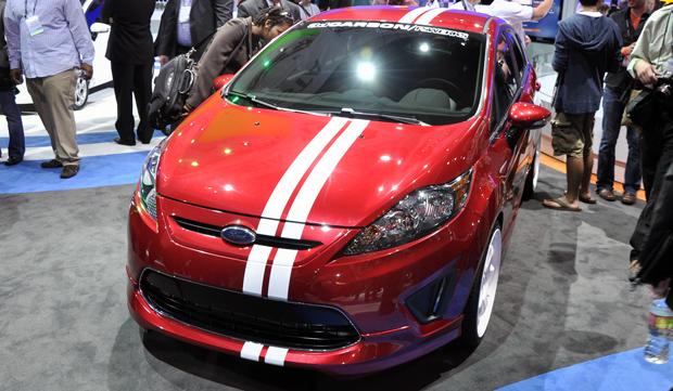 FSWerks-Tuned 2011 U.S. Ford Fiesta