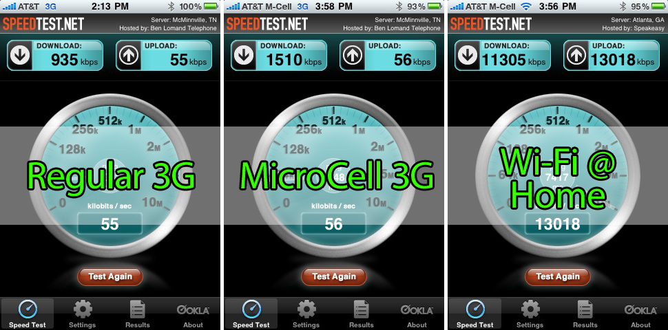 Review: AT&T 3G MicroCell — PaulStamatiou.com