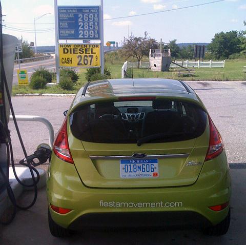 Fiesta Fueling
