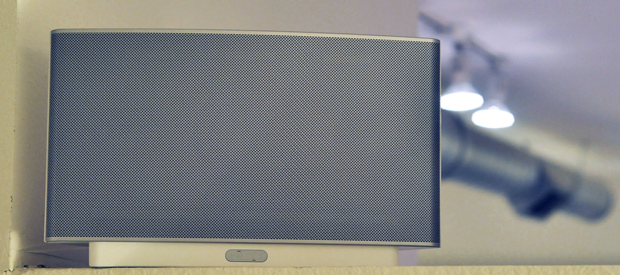 My Sonos ZonePlayer S5 loft install