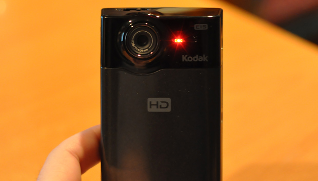 Video recording on the Kodak Zi8