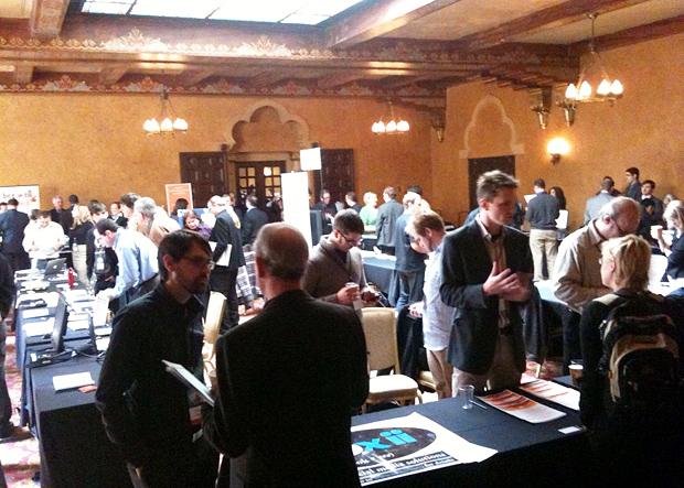 Startup Riot 2010 demo companies