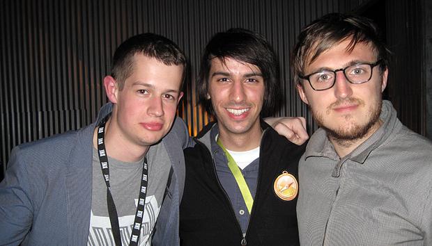 Geobash VIP with Rob Goodlatte, Paul Stamatiou and Zach Klein