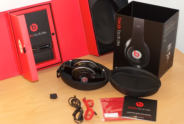 Beats Studio Headphones Unboxed