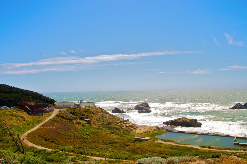 Ocean Beach Cafe San Francisco