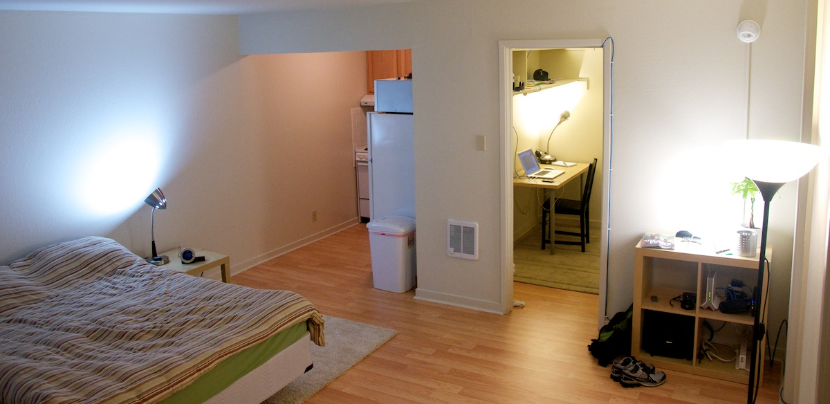 Atlanta to san francisco what i learned moving cross - Cheap 1 bedroom apartments in atlanta ...