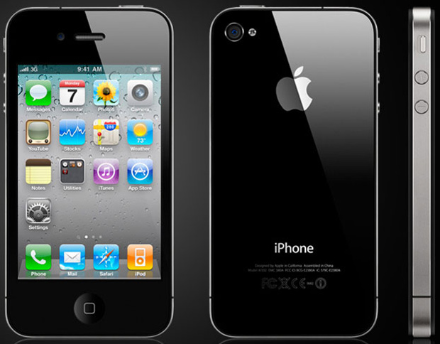 Apple iPhone 4 profile