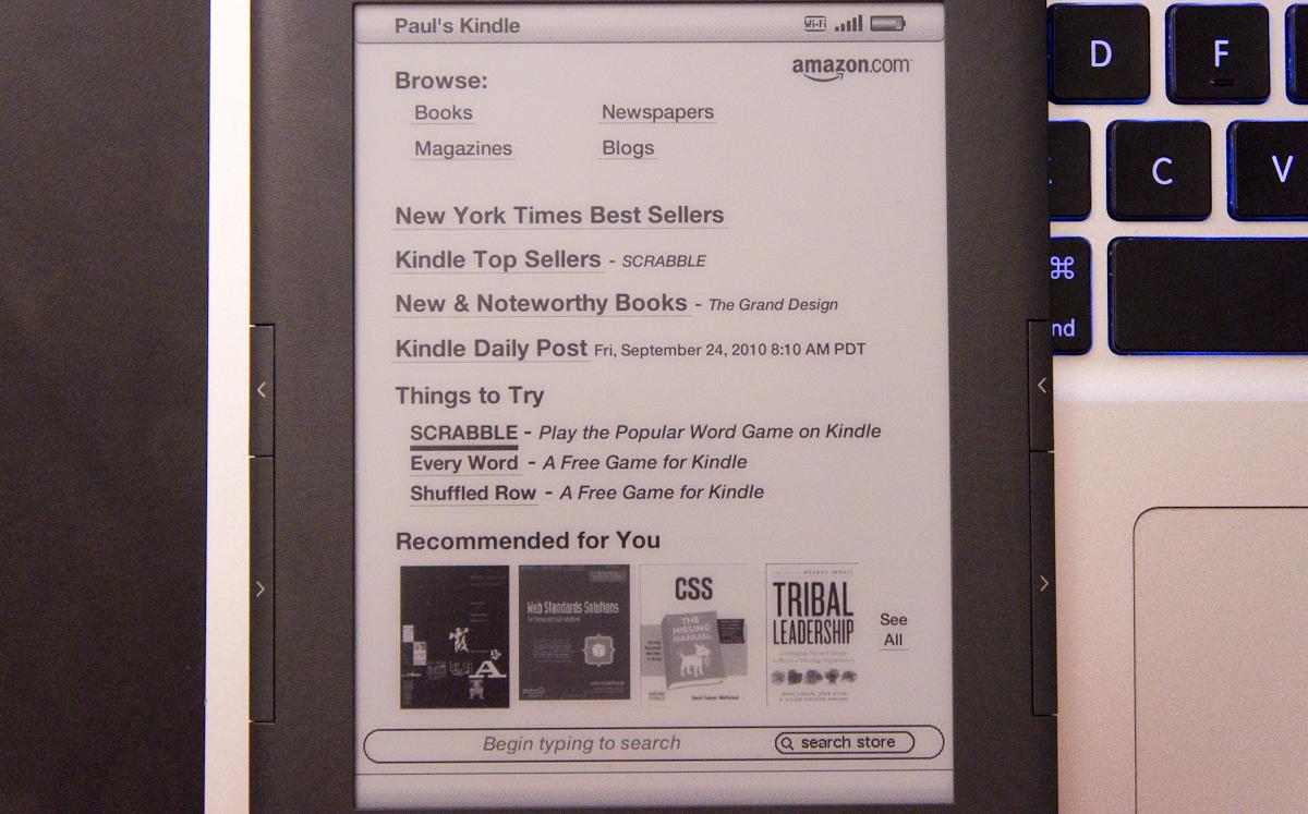Amazon Kindle Store