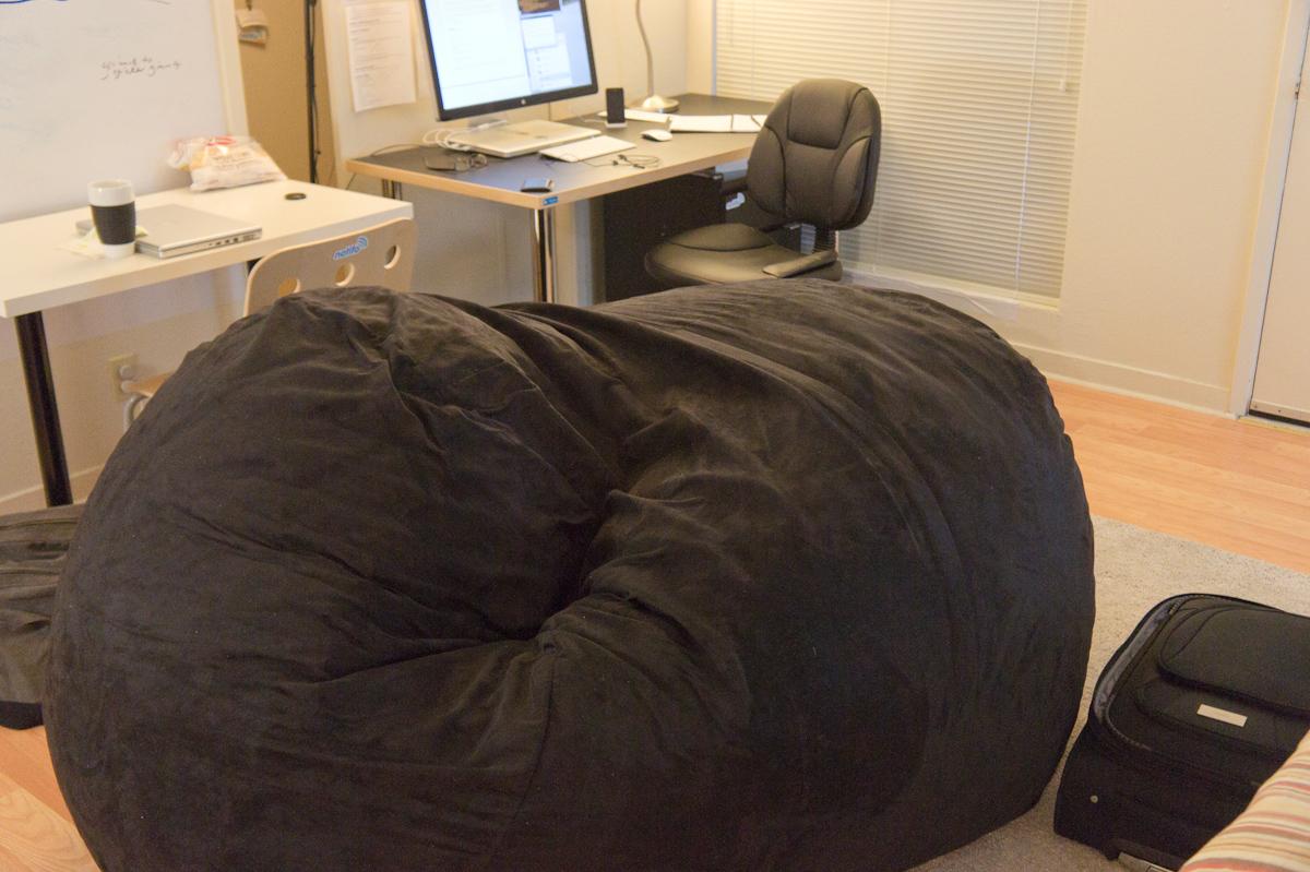 Superb Review Startup Approved Comfy Sacks Lounger Paulstamatiou Com Pabps2019 Chair Design Images Pabps2019Com