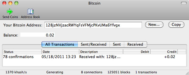 Bitcoin app osx