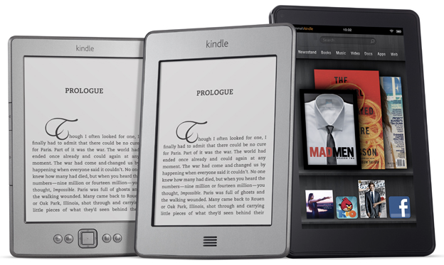 Kindles and kindle fire