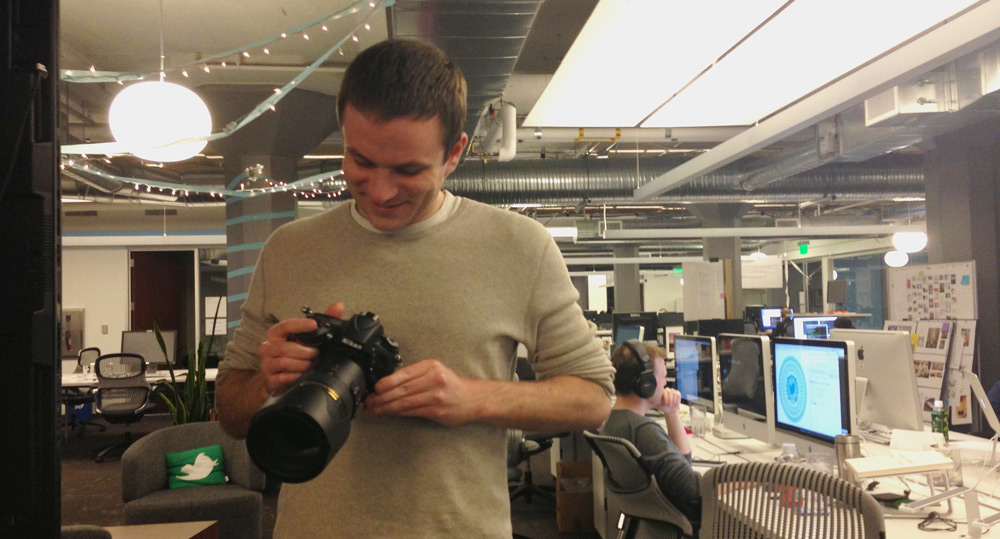 Tim trueman design lense