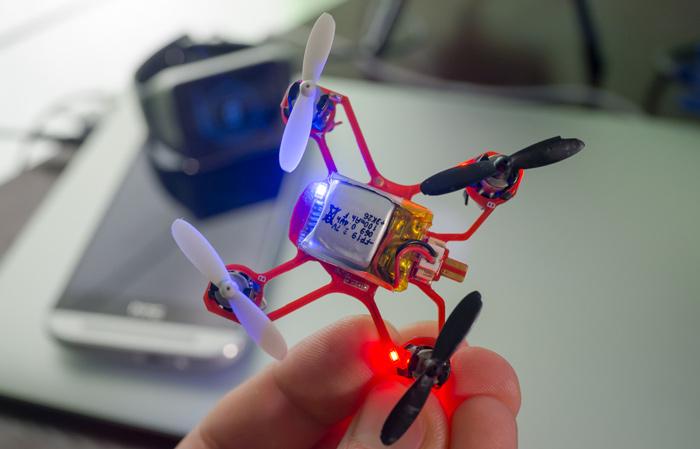Estes Proto X quadcopter