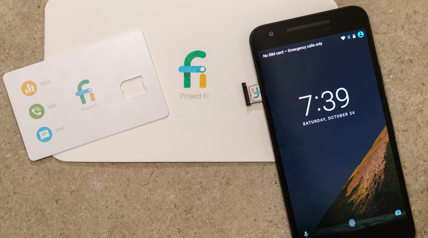 Nexus 5X and Google Project Fi