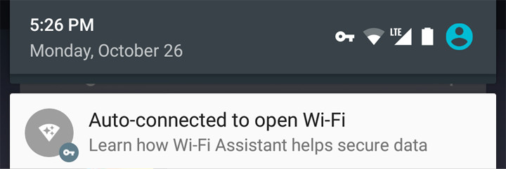 Google Project Fi: Wi-Fi Assistant