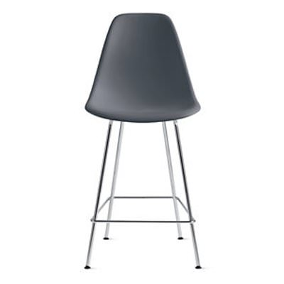 Eames Molded Plastic Counter Stool, DSHCX
