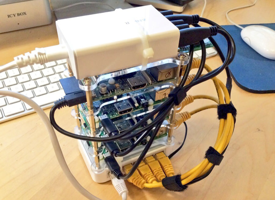 raspberry pi time machine