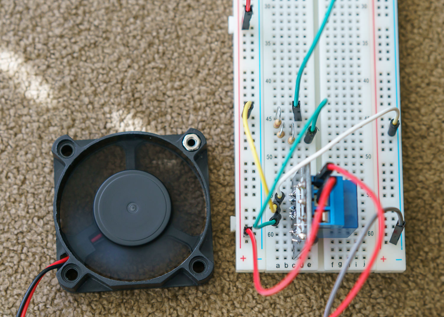 Getting Started With Raspberry Pi Reverse Camera Wiring Overclockers Uk Forums It Bakes In The Necessary Transistor And Some Safeguards Like A Flyback Spike Protection Diode For Relay Coil Again Theres More To Read About On